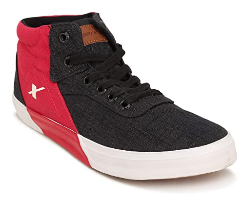 38fce3b763001 Sparx Men's Canvas Fabric Sneakers