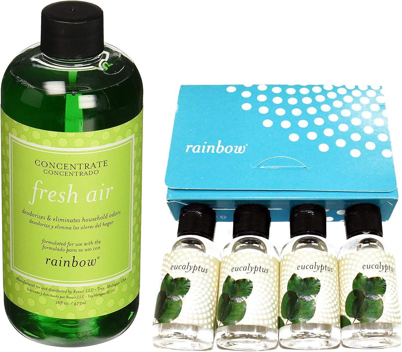 TVP Desodorante ambientador Rainbow Fresh con Aroma a eucalipto y ...