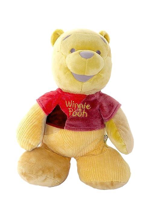 Doudou peluche Winnie the Pooh - Tarro de miel - 22 cm - Disney ...