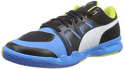 Puma evoIMPACT 3 Jr - Zapatillas deportivas para interior de material sintético Niños^Niñas, Negro, 34: Amazon.es: Zapatos y complementos