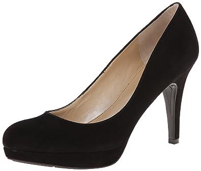 Womens Marc Fisher Sydney Pumps Leather Black