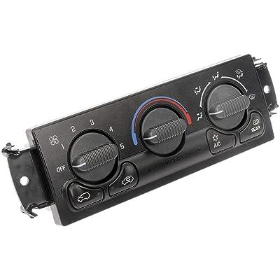 Dorman 599-218 Front Climate Control Module for Select Chevrolet/GMC Models: Automotive