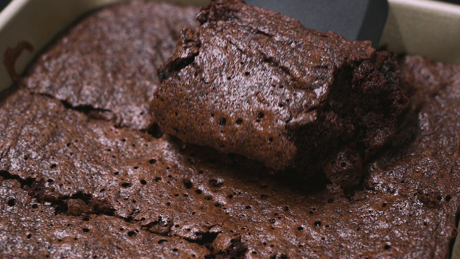 Lakanto Sugar-Free Brownie Mix | 3 net carbs | (Gluten-Free, 16 Servings) by Lakanto (Image #8)