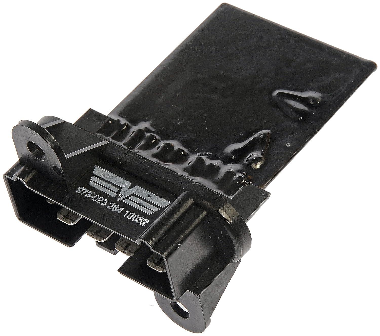 Dorman 973 025 blower motor resistor for jeep liberty wrangler