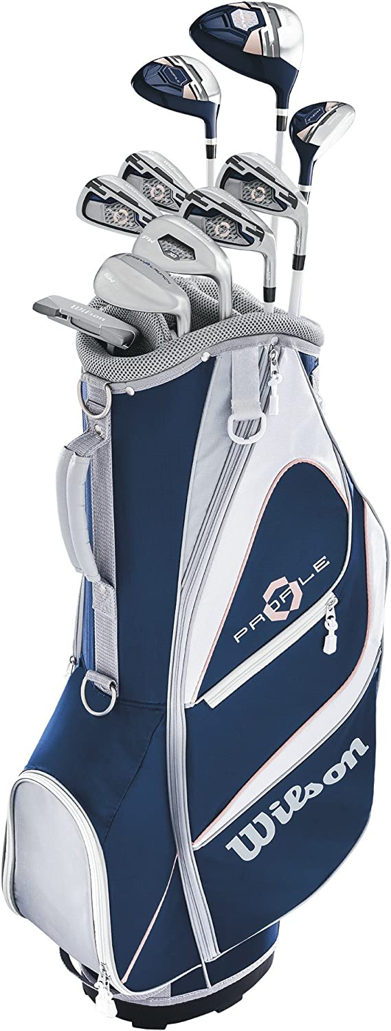 Wilson Women's Profile XD Complete Golf Set with Bag