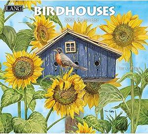 LANG Birdhouses 2021 Wall Calendar (21991001850)