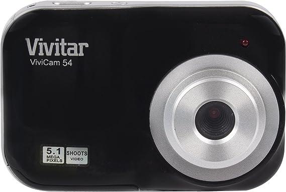 Vivitar 5.1MP Digital Camera - Color and Style May Vary