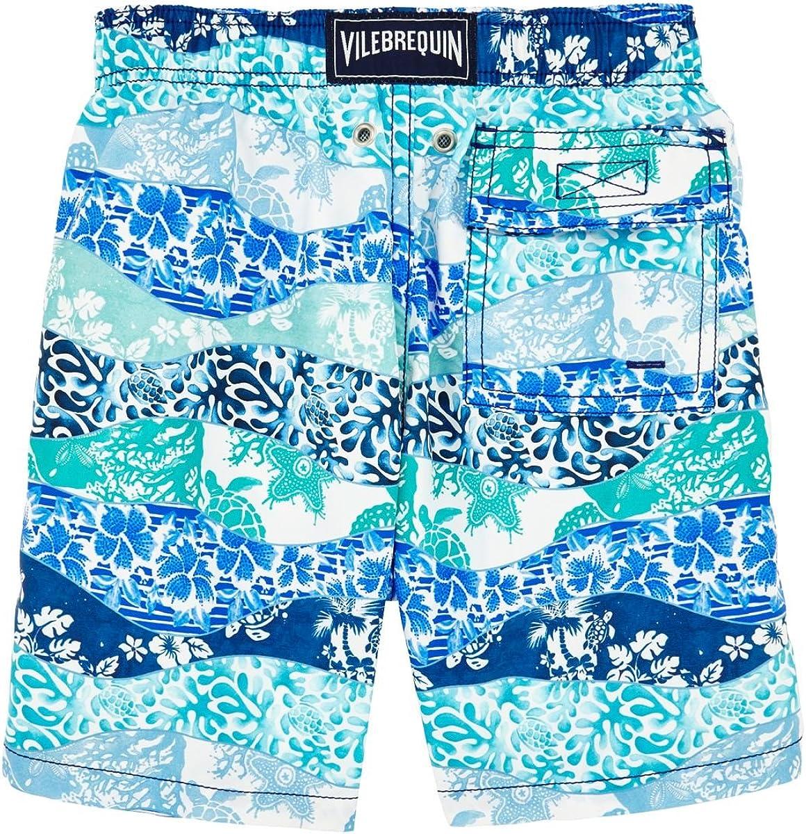 Vilebrequin Boys Swimwear Vague Heritage