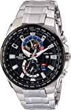 Casio Edifice Analog Black Dial Men's Watch - EFR-550D-1AVUDF(EX262)