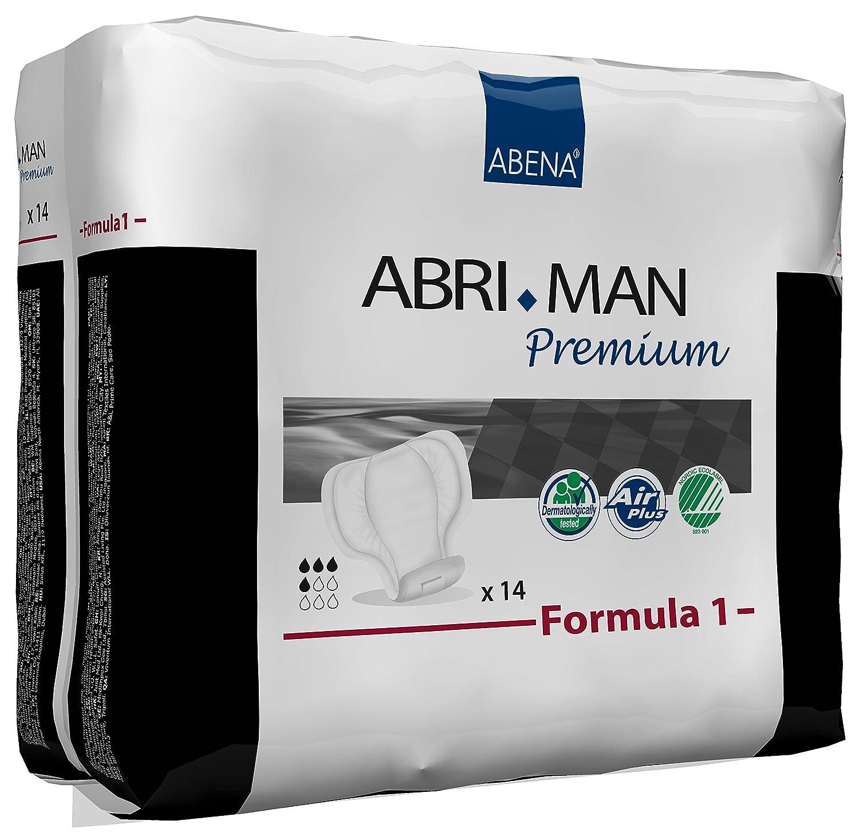 ABENA Abri Man Formula 1 Air plus - Pañales para adultos: Amazon.es: Salud y cuidado personal