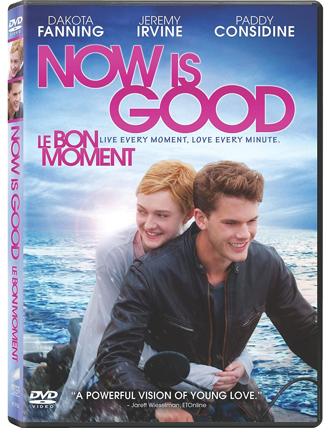 Now is good bilingual amazon dakota fanning jeremy irvine olivia williams paddy considine ol parker graham broadbent pete czernin bbc films blueprint pictures lipsync productions uk film council dvd malvernweather Images