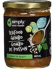 Simply West Coast Seafood Jarred Seafood Gumbo, 400ml