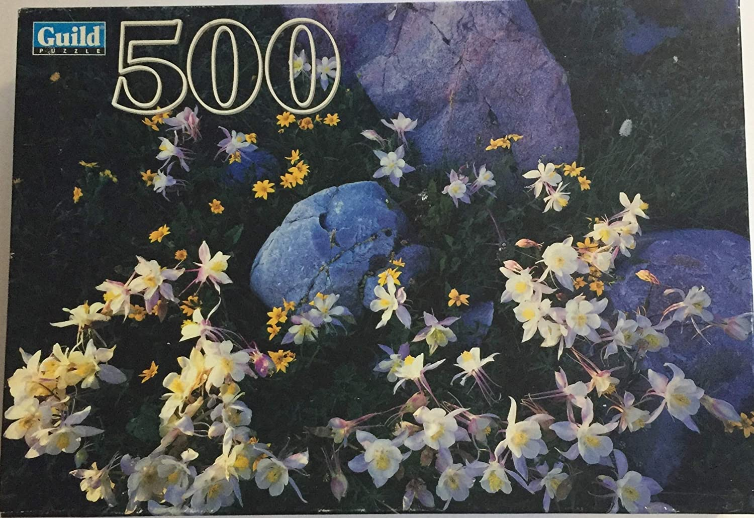 Guild 550 Piece Puzzle - - - Old Wharf Area, Bergen, Germany 048ab5
