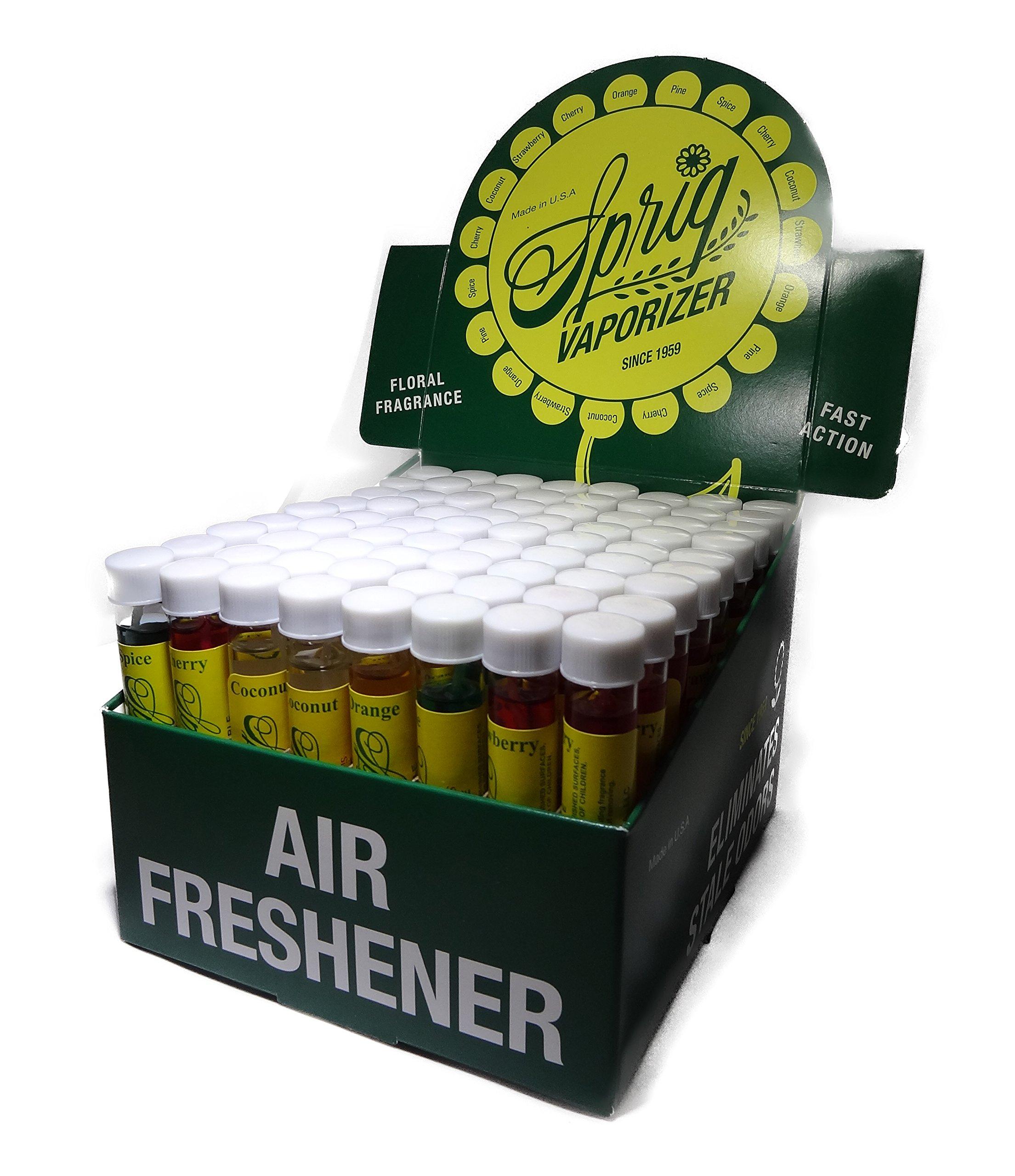 Sprig Vaporizer Air Freshener Assorted 72pc pack