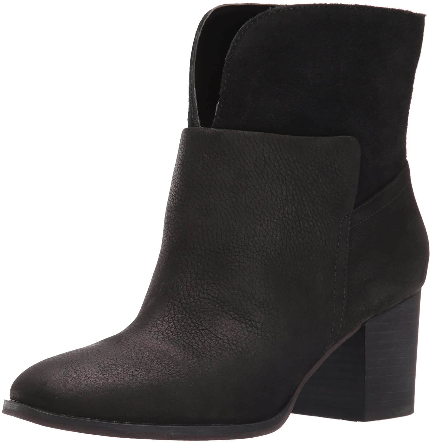 Women's Dale Ankle Bootie Dark Brown 11 M US