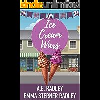 Ice Cream Wars: A lesbian romance novella (English Edition)