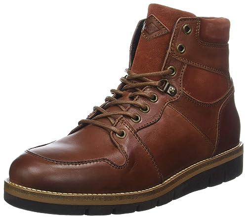 1a7b1e78175 PLDM by Palladium 75731 - Botas de Otra Piel Hombre, Marrón (Marrón (Cognac  143)), 46 EU: Amazon.es: Zapatos y complementos