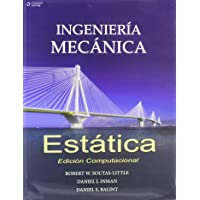 Ingenieria mecanica estatica/ Engineering Mechanics: Edicion Computacional/ Statics-computational Edition (Spanish