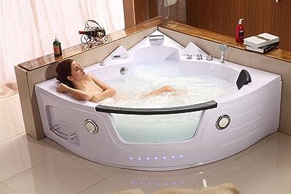Amazon.com : SDI Deals 2 Person Hydrotherapy Computerized Massage ...