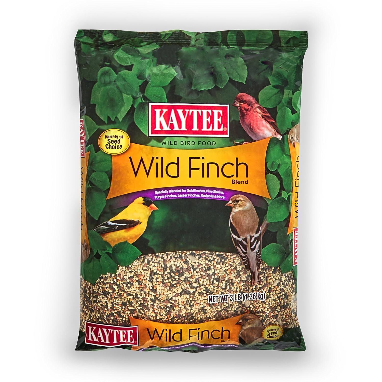 Kaytee Wild Finch Blend 3-Pound