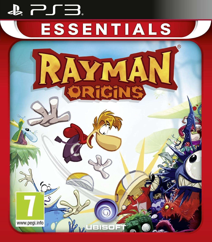 Rayman Origins: Playstation 3 Essentials [Importación Inglesa ...
