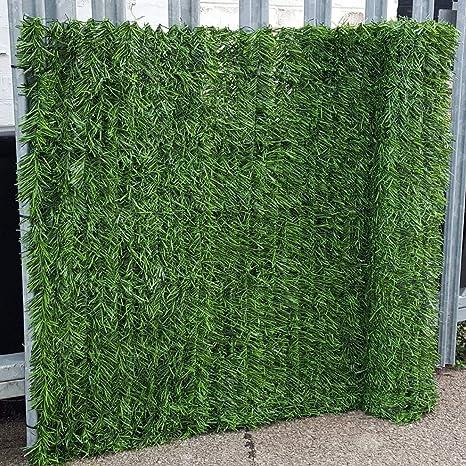 True Products Evergreen – 1 x 3 m artificiales para coníferas cortasetos privacidad y vallas de jardín de plástico – verde: Amazon.es: Bricolaje y herramientas
