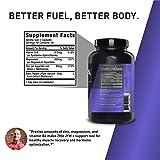 ZMA JYM Zinc/Magnesium Capsules Supplement