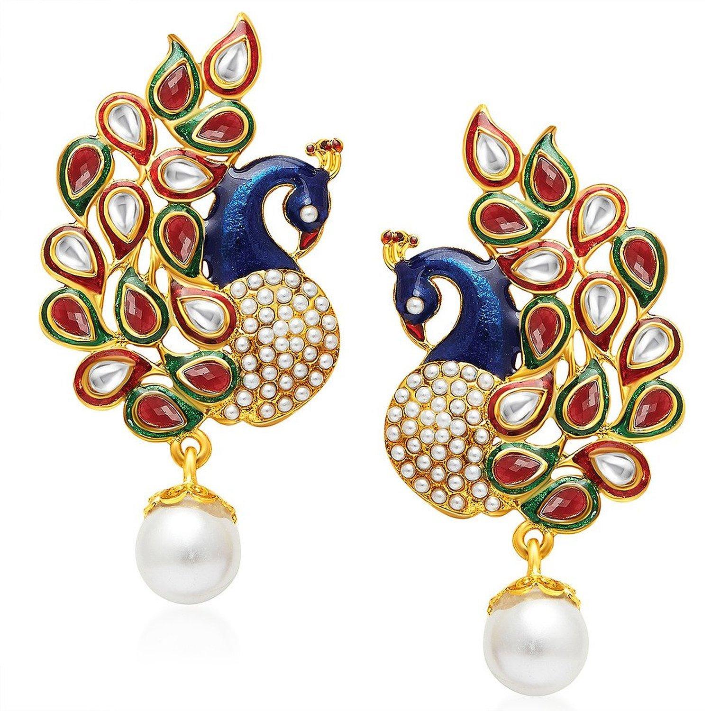 New Earring Designs In Diamond   Jewellry\'s Website
