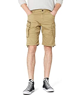 a3f7fb5c00da JACK   JONES Herren Short jjiGRAHAM Chino Shorts Camouflage kurze ...