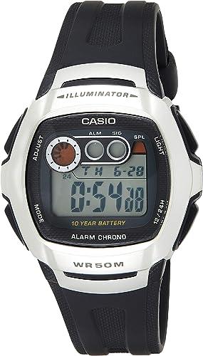 Montre Casio W 210 1AVDF: : Montres  UIz3C