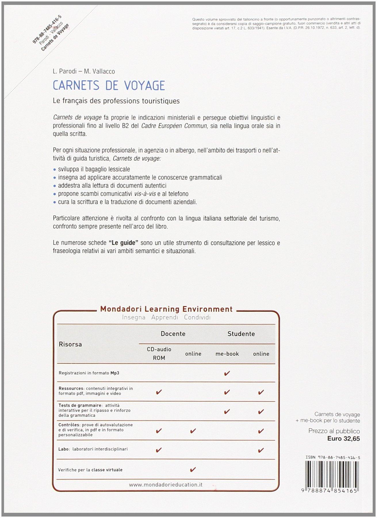 Con espansione online. Per gli Ist. tecnici e professionali. Con CD-ROM: Amazon.es: Lidia Parodi, Marina Vallacco: Libros en idiomas extranjeros