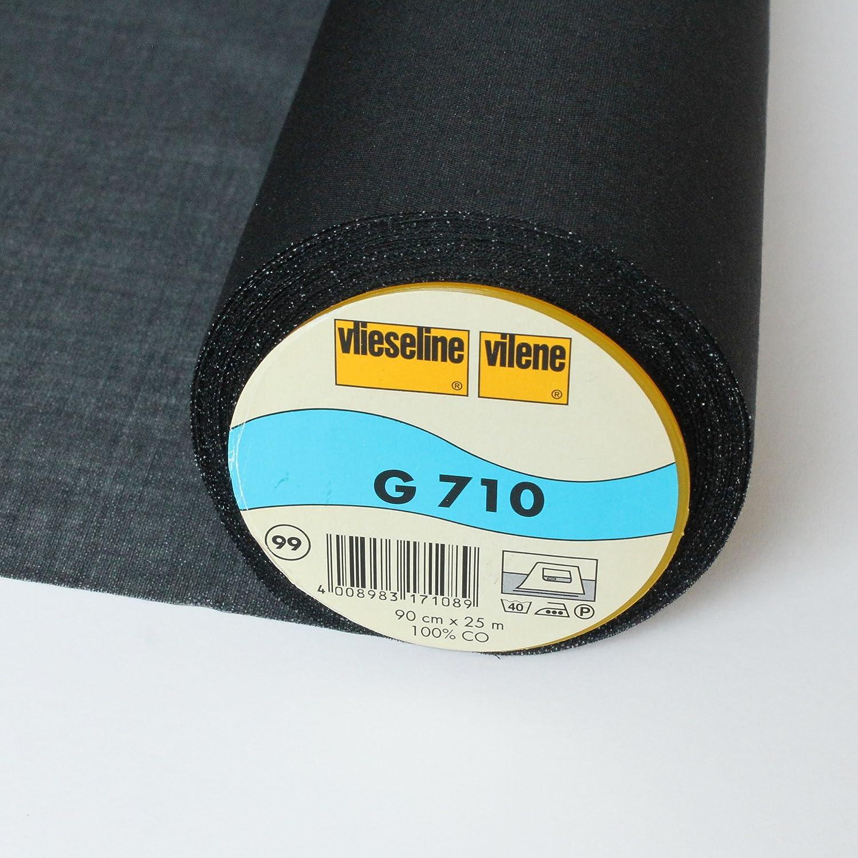 Vlieseline G710 schwarz Meterware