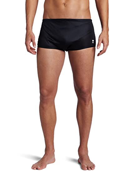 2aa8079077 Amazon.com : TYR Sport Men's 8-Inch Nylon Team Trainer Swim Suit ...