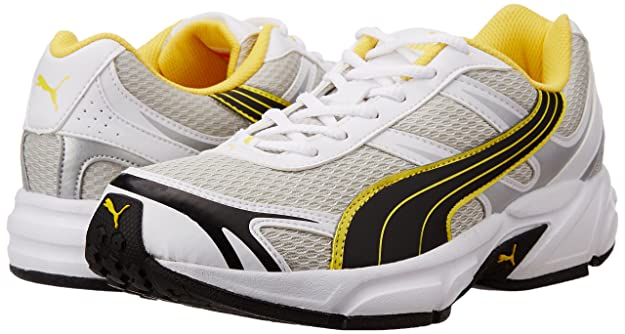 Carlos Ind. White Running Shoes - 11