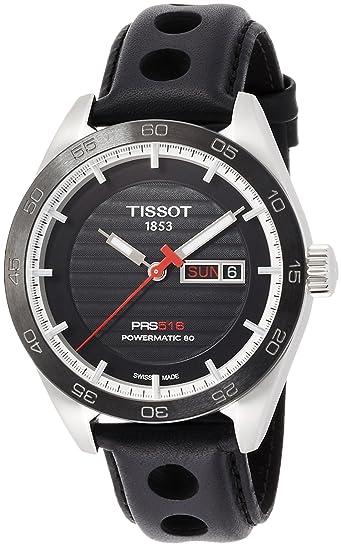 TISSOT PRS 516 RELOJ DE HOMBRE AUTOMÁTICO 42MM T100.430.16.051.00: Tissot: Amazon.es: Relojes