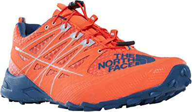 5d7a1a009c The North Face M Ultra MT II, Chaussures de Fitness Homme, Multicolore  (Scarlet