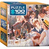 Eurographics The Luncheon by Pierre-Auguste Renoir Mini Puzzle (100-Piece)