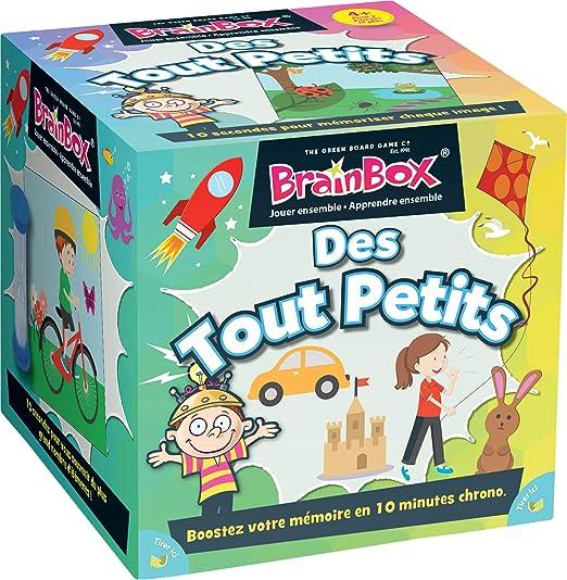 Asmodee- BrainBox Des Tout Petits, TGBBRTP01FR: Amazon.es: Juguetes y juegos