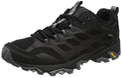 Merrell Moab FST GTX Walking Shoes UK 7 Noire