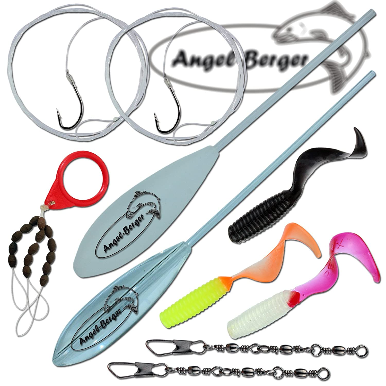 Angel-Berger Sbirolino Sortiment Sbirulinoset Forellenset Angelset Forelle
