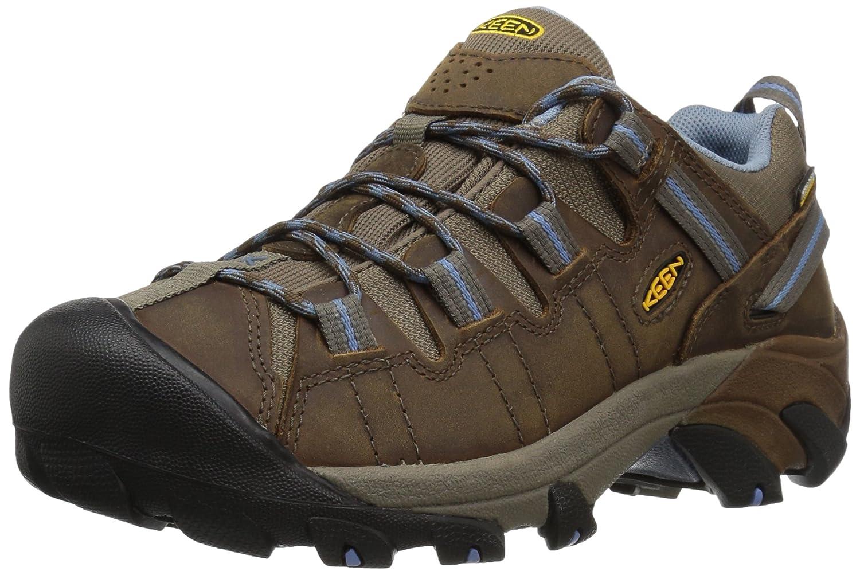 KEEN Women's Targhee II Hiking Shoe B005CQMMF8 6.5 B(M) US|Dark Earth/Allure