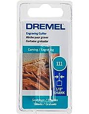 "Dremel 111 Engraving Cutter, 1/8"" 3.2 mm Shank"