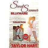 Sweet Summer Billionaire Kisses: 5 Contemporary Romances