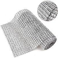2 rollos de cinta acrílica de diamante