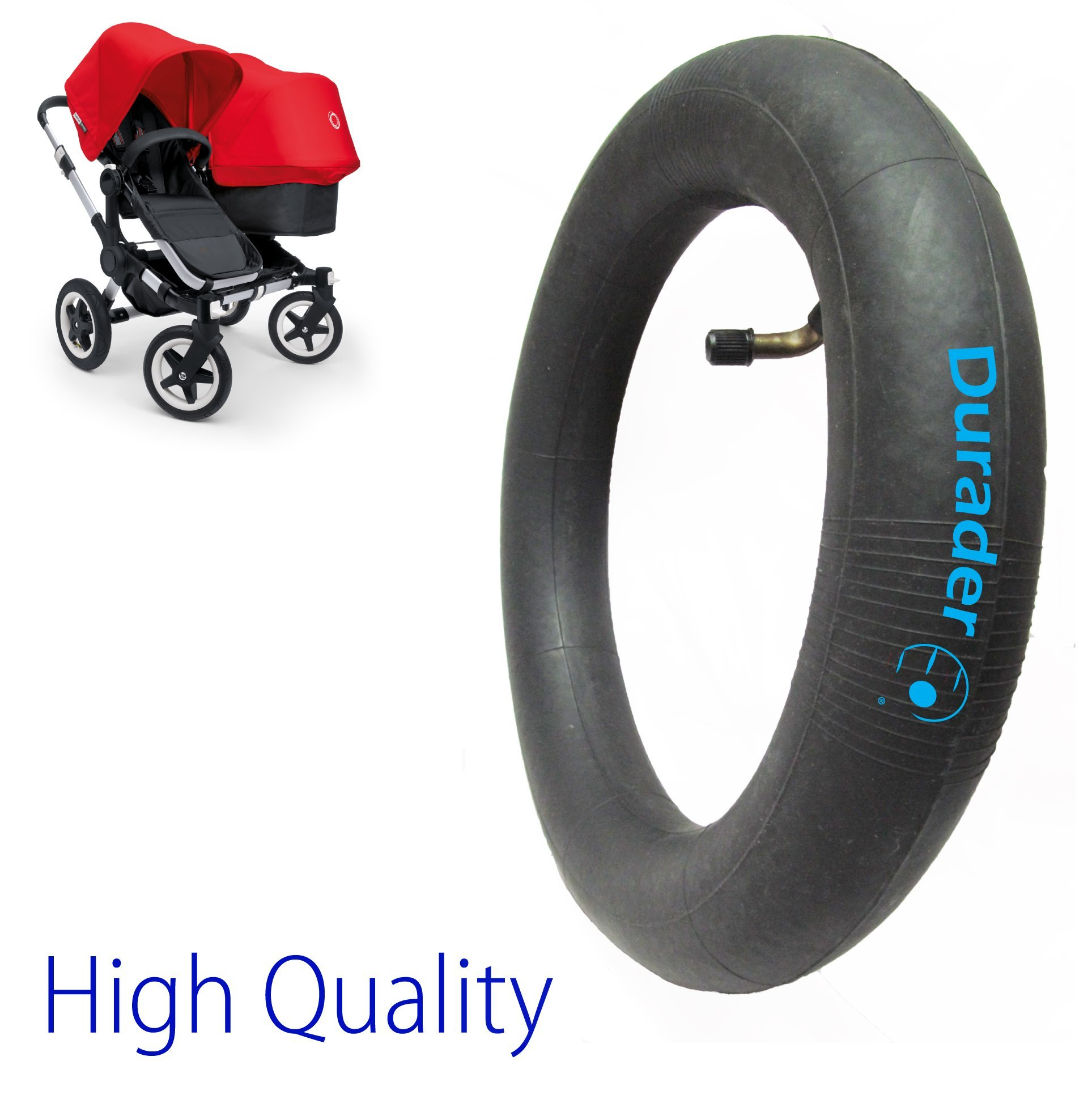 rear tire tube for Bugaboo Donkey Duo stroller