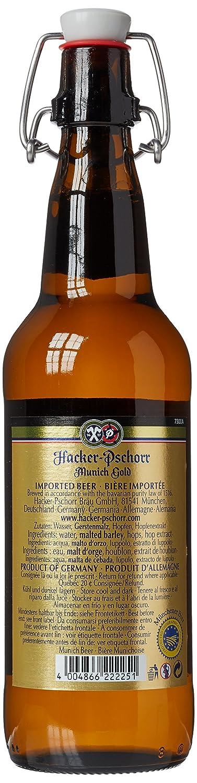Munich Gold — Hacker Pschorr Brau GmbH
