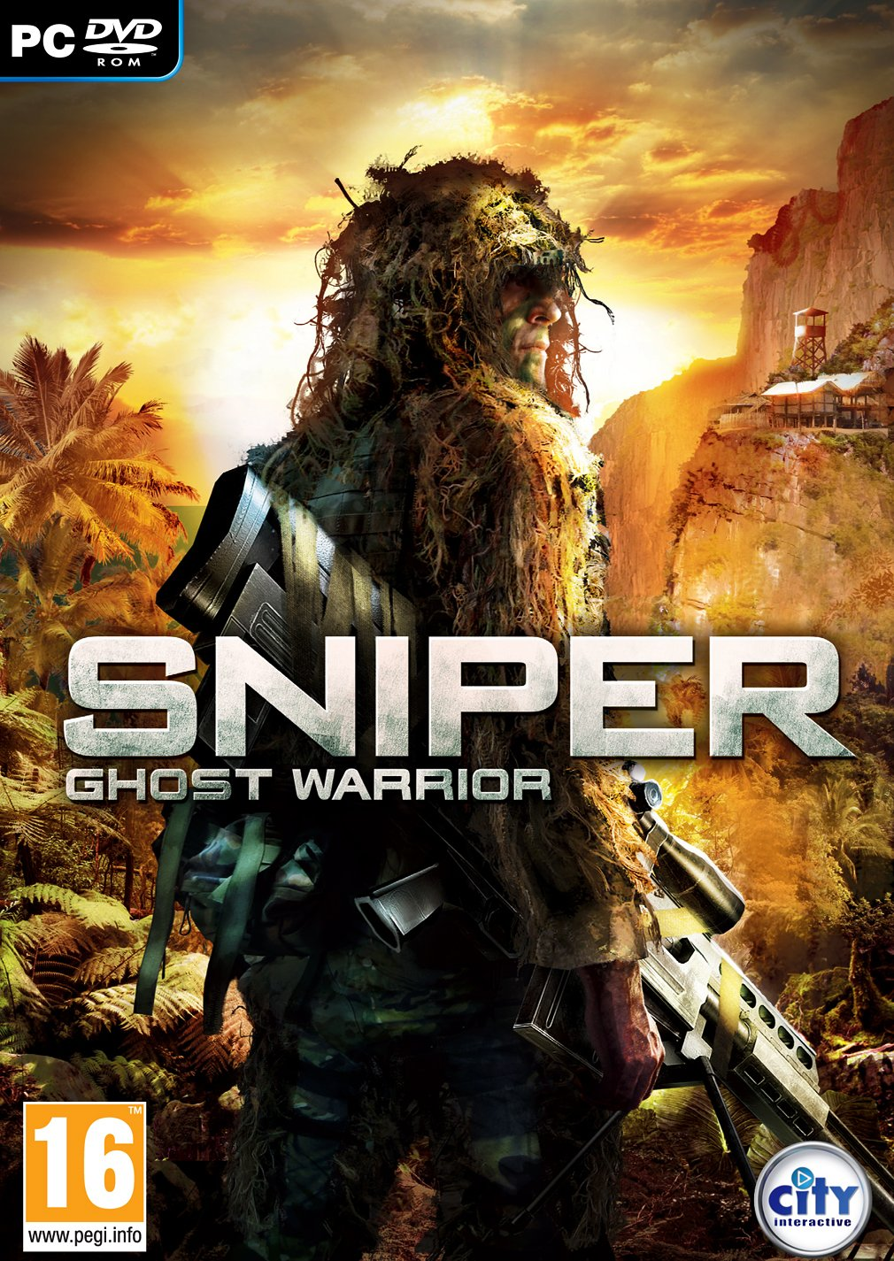 بازی Sniper Ghost Warrior 1 برای PC