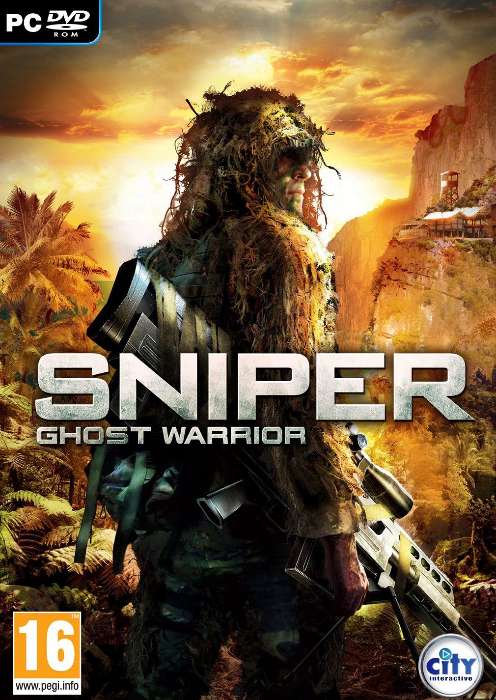 بازی Sniper Ghost Warrior 1 برای PC