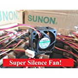 Sunon MagLev HA40201V4-0000-C99 40x20mm-3pin with speed Sensor 4700RPM 5.5cfm