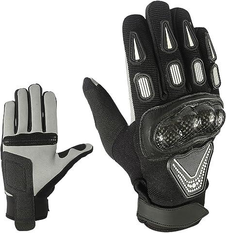 L HS 003 XL e 2XL ATG M taglie S guanti da moto estivi con dita intere
